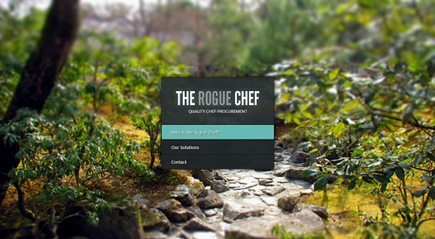 The Rogue Chef